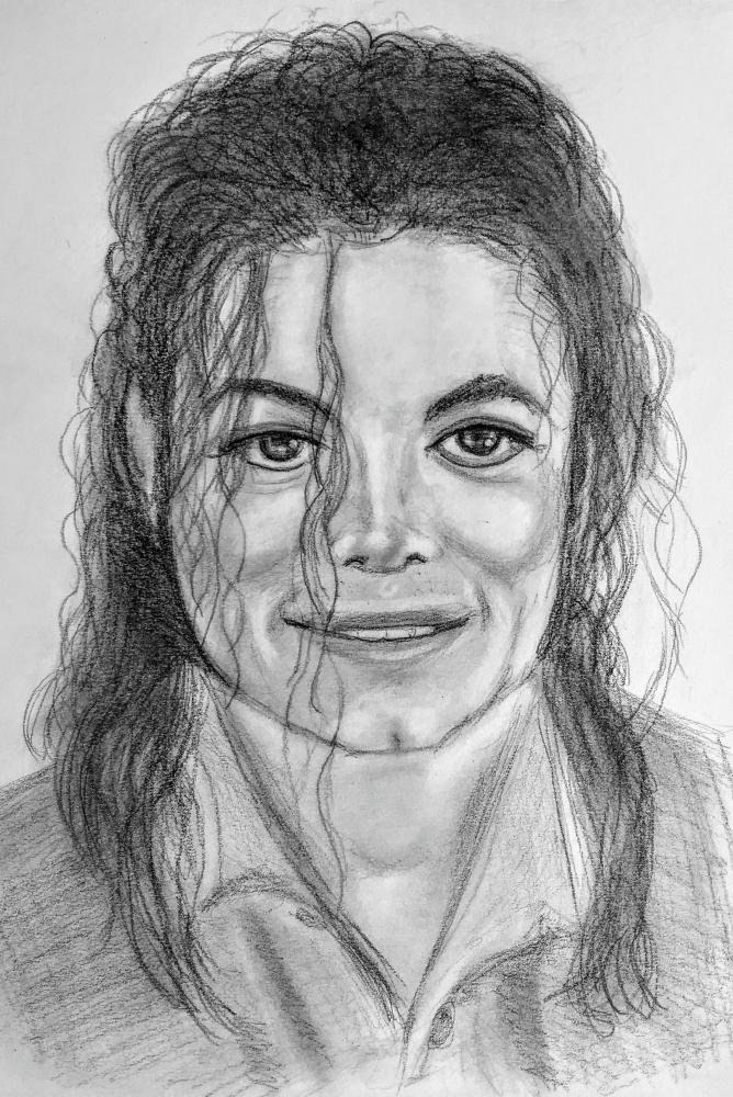Michael Jackson by paulb